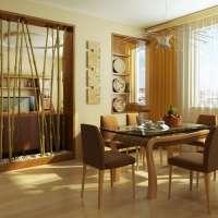 Giải pháp phân chia không gian nhà ở và văn phòng